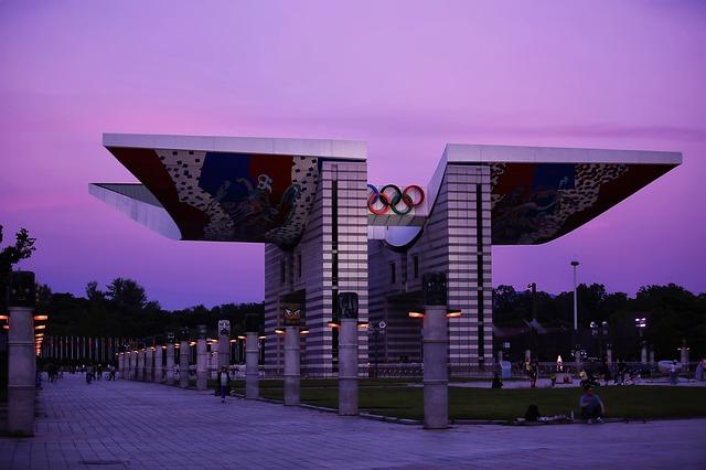 Séoul capitale de  Corée du Sud