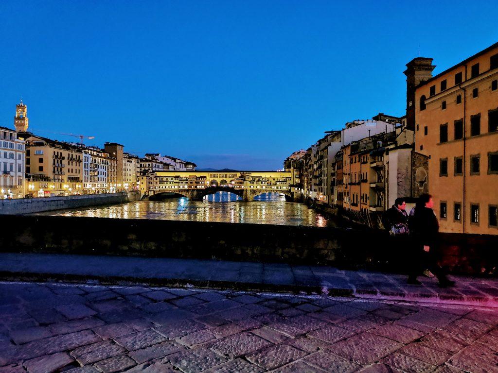 Noël à Florence la féerie des lumières