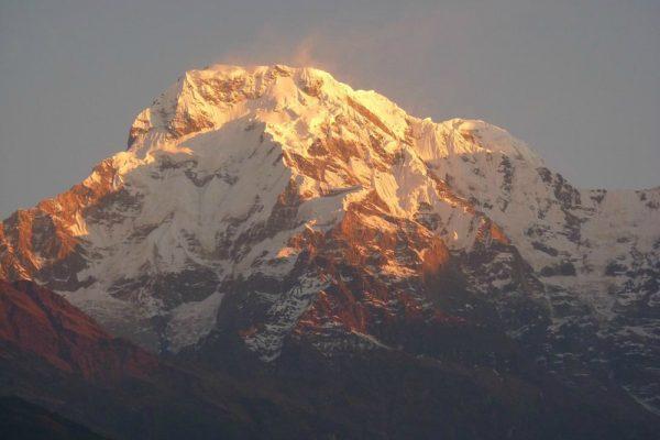 Trek de cinq jours au Népal