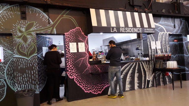 Refugee Food Festival : La Résidence restaurant solidaire