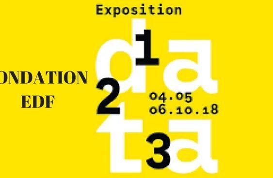 Exposition « Big Data » à la Fondation EDF PARIS
