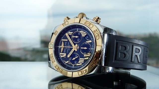 Mon coup de coeur pour les montres Breitling