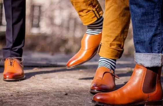 Des chaussures sur mesure pour hommes