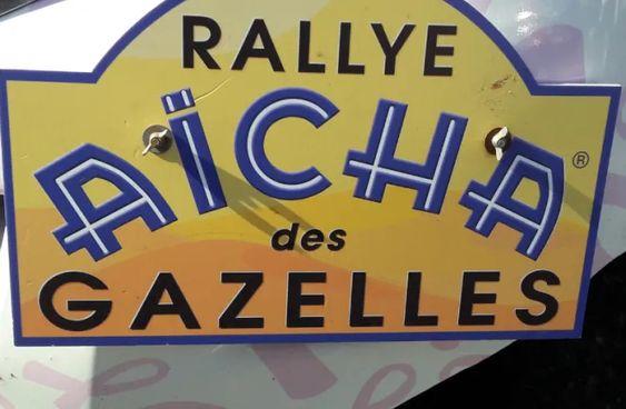 Rallye des Gazelles au départ de Nice