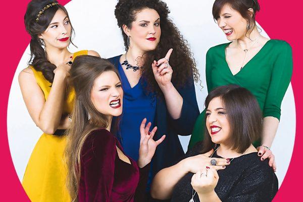 Les Soulmates Quintette A Cappella à Paris