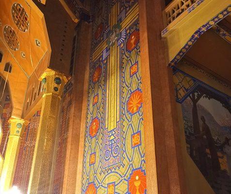 Notre Dame Auxiliatrice à Nice