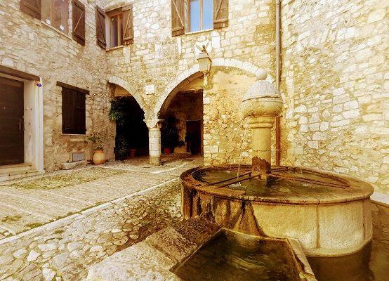 De la Maison de Savoie à la France Peille